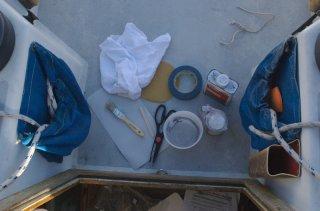 Dinghy Repair Kit